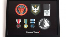 I think Halo is pretty cool medals. eh hang on wals and doesnt afraid of anything