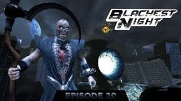 "DC Universe Online - Превью DLC Episode 20 ""Blackest Night"""