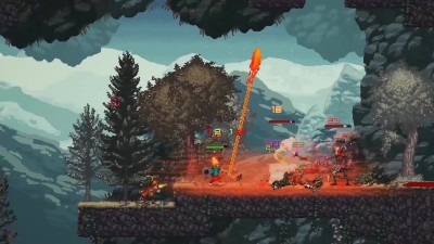 Релизный трейлер Warlocks 2: God Slayers на Nintendo Switch