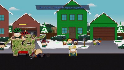 НАЧАЛО ИГРЫ! South Park: The Fractured but Whole [BlackSilverUFA]