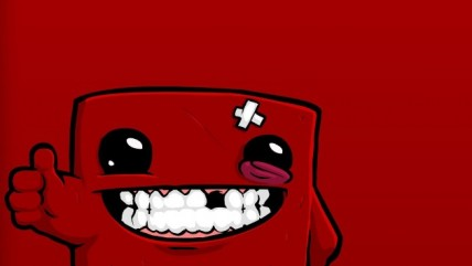 Team Meat вернулась к Super Meat Boy Forever
