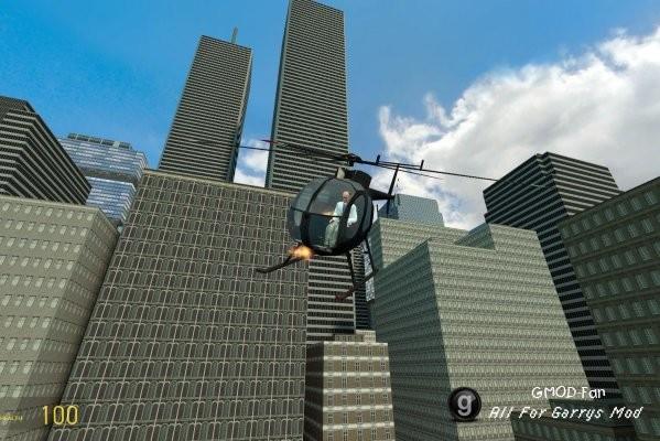 Скачать Мод Вертолеты Для Гаррис Мод - фото 4