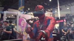 MARVEL Powers United VR на San Diego Comic-Con