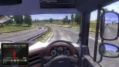 "Euro Truck Simulator 2 ""UK to Italy Trailer """