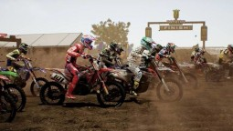 Switch-версия MXGP3: The Official Motocross Videogame получила дату релиза и трейлер