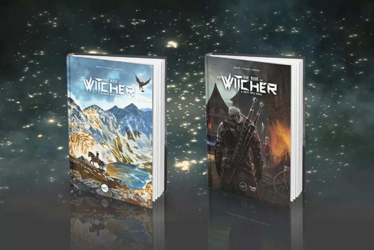 """На Kickstarter начался сбор средств на книгу """"Восхождение Ведьмака: Новый Король RPG"""""""