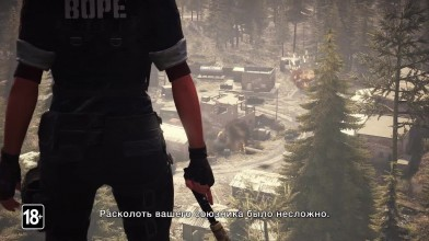 Ghost Recon Wildlands - Special Operation 2: Rainbow Six Осада