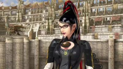 Super Smash Bros - Bayonetta