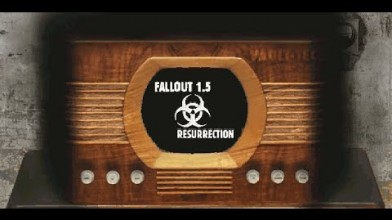 Fallout 1.5: Resurrection - Состоялся релиз английской версии модификации
