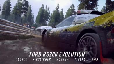 Трейлер трассы Бикерниеки в DiRT Rally 2.0