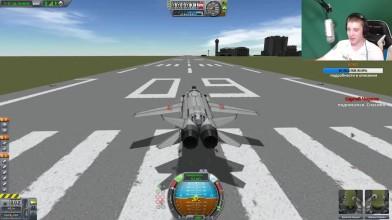 Kerbal Space Program - как строить самые лучшие самолеты в мире #5