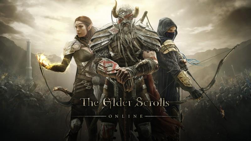 Сейчас в Steam на The Elder Scrolls Online действует 60% скидка