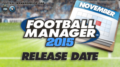 Football Manager 2015 выйдет 7 ноября