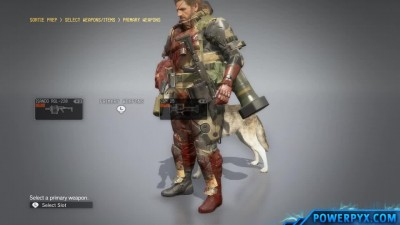 Metal Gear Solid V The Phantom Pain - S-Rank Walkthrough - Mission 50 [Extreme] Sahelanthropus