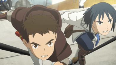 Дебютный трейлер анимационного фильма по ролевой компьютерной игре Ni no Kuni