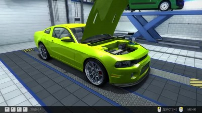 Car Mechanic Simulator 2014 13ч - Без мотора