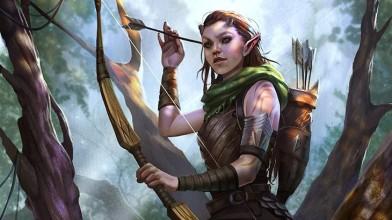 Вселенная The Elder Scrolls. Эльфийские расы в Skyrim