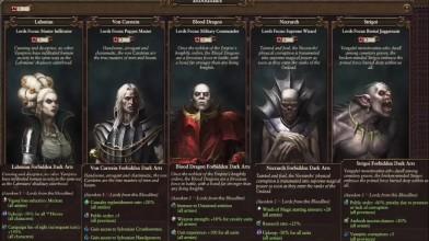 Новые вампиры в Total War: WARHAMMER 2 - Линии Крови и Генрих Кеммлер