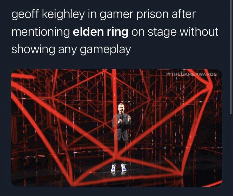 Джефф Кили намекает, что Elden Ring покажут во время Summer Games Fest
