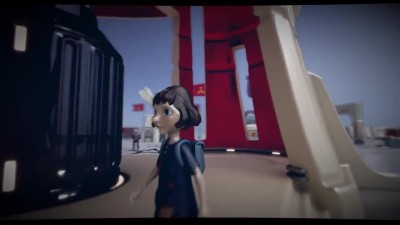"The Tomorrow Children ""Демонстрация освещения"""