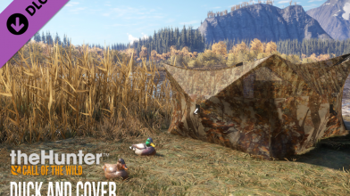 """theHunter: COTW / DLC """"Duck and Cover Pack"""""""