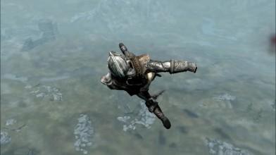 Как научится летать в The Elder Scrolls 5: Skyrim