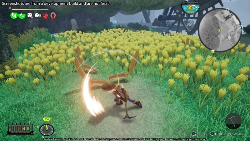 "Spike Chunsoft анонсирована action-RPG по мотивам аниме ""Созданный в Бездне"""