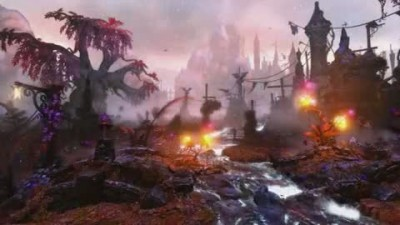 "Trine 2 ""Expansion Environment Teaser Trailer"""