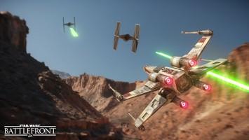 DICE рассказывает о новом Star Wars: Battlefront