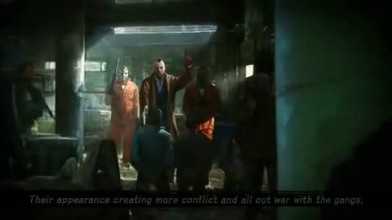 District 187: Sin Streets - Дебютный трейлер