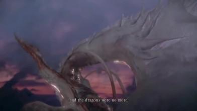 Первая истинная душа Первого Пламени в Dark Souls