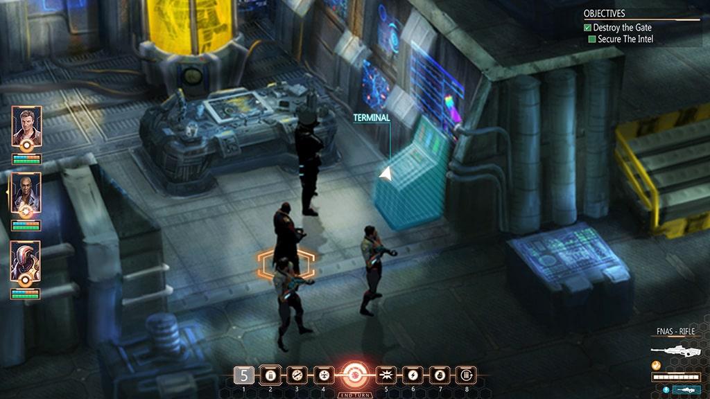 Sci-Fi RPG Element: Space вышла на консолях
