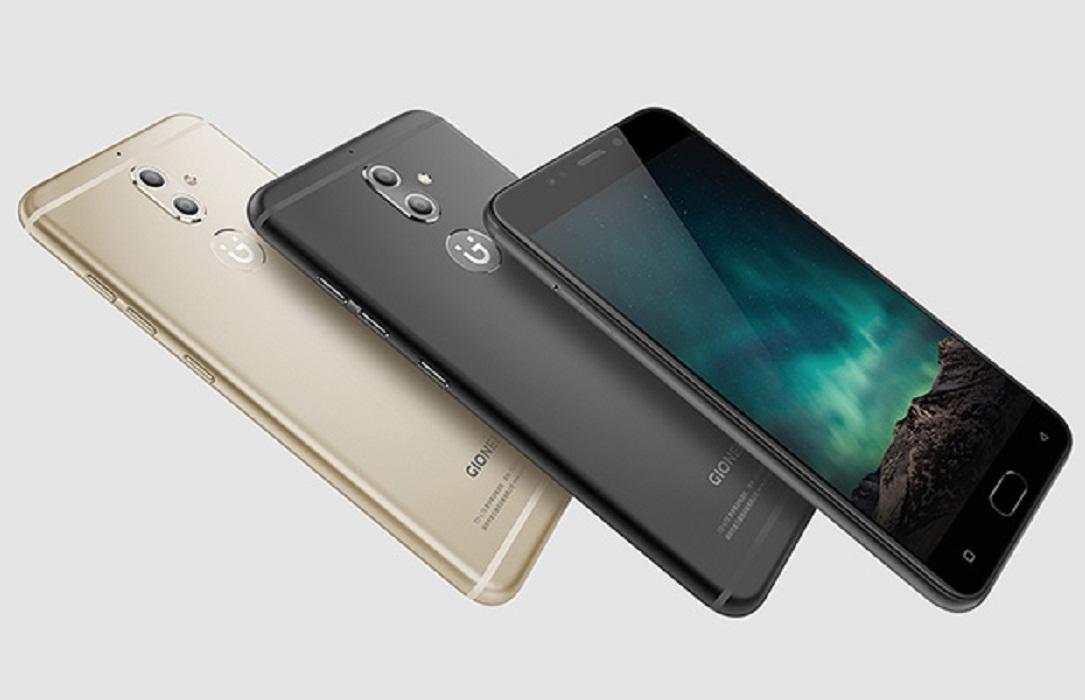 Смартфон Gionee S9 получил двойную камеру