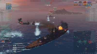 Линкор Konig - без вариантов [World of Warships] TVgetfun | World of WarShips