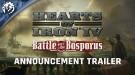 Анонс нового DLC Hearts of Iron 4: Battle for the Bosporus
