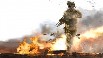 50 тысяч человек просят о ремейке Modern Warfare 2 для PS4
