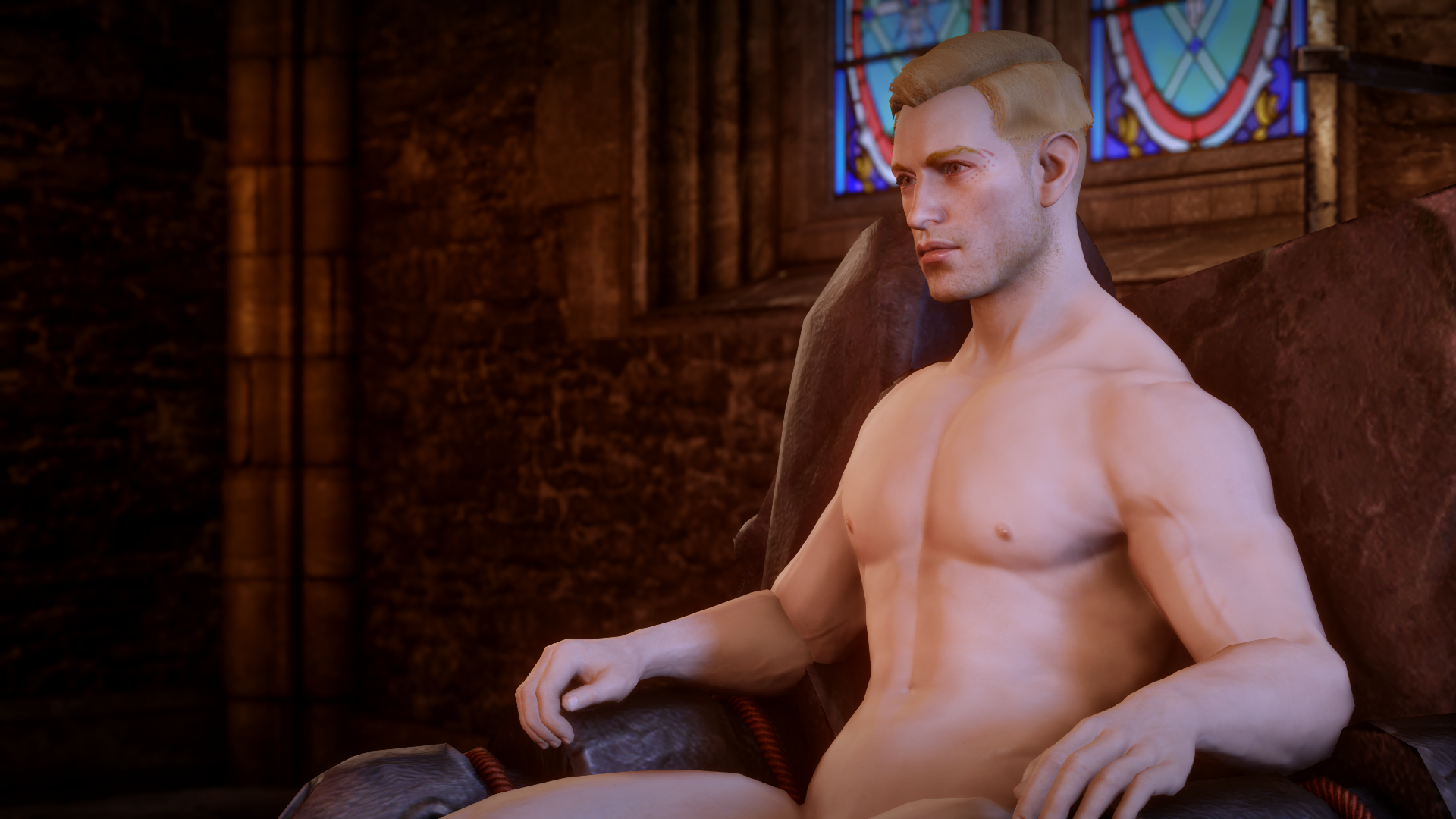 Порно моды для dragon age для мага