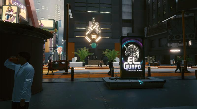Секретные изменения с патчем 1.3 - больше интересных находок в Cyberpunk 2077 (часть 3)