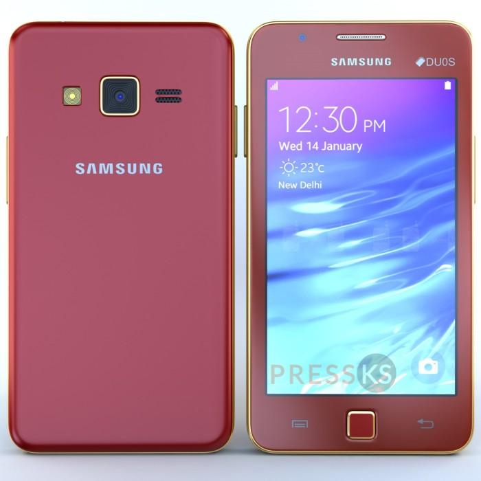 Samsung Z2 4G Tizen OS