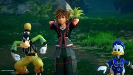 Новый двухминутный стоп-моушен трейлер Kingdom Hearts III