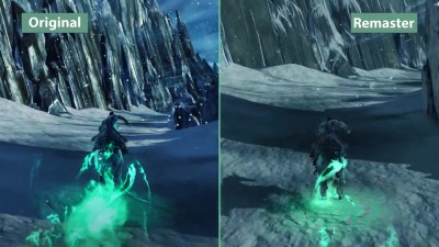 "Darksiders 2 ""Детальное сравнение Original PC vs. Deathinitive Edition PS4"""