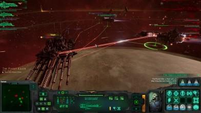 """Battlefleet Gothic Armada """"прохождение на русском Planet Killer глава Глава 4 - Ч8 обзор"""""""