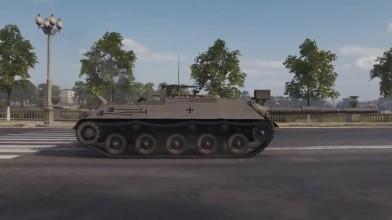 World of Tanks - Как играть на KanonenJagdPanzer 105