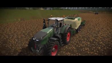 Farming Simulator 17 - FENDT VARIO 1050 - официальный трейлер