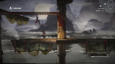 "Assassin's Creed Chronicles: China ""Прохождение - Порт (Часть 3)"""