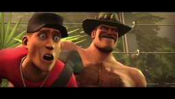 Трейлер Team Fortress 2. Jungle Inferno