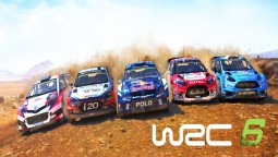 SteamPunks взломали игру WRC 6 FIA World Rally Championship
