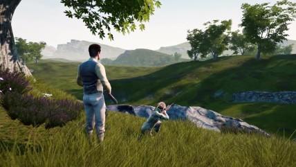 Hunting Simulator - геймплей трейлер