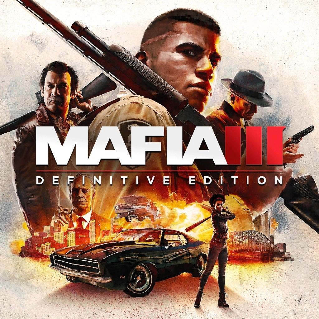 В сеть утёк ключевой арт Mafia III Definitive Edition