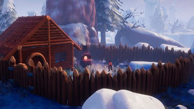 Frozen Flame - новый мультиплеерный сурвайвал ARPG с открытым миром